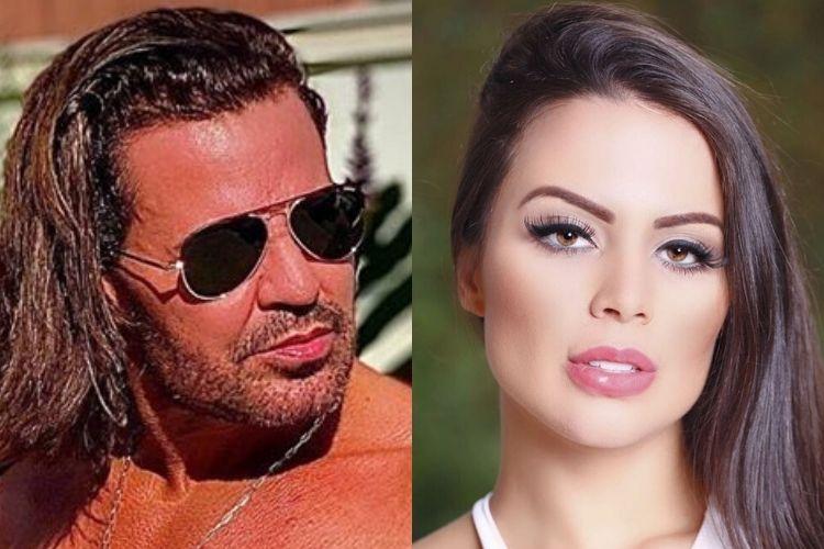 """Sertanejo Eduardo Costa dispara contra a ex: """"Psicopata, idiota, babaca"""""""