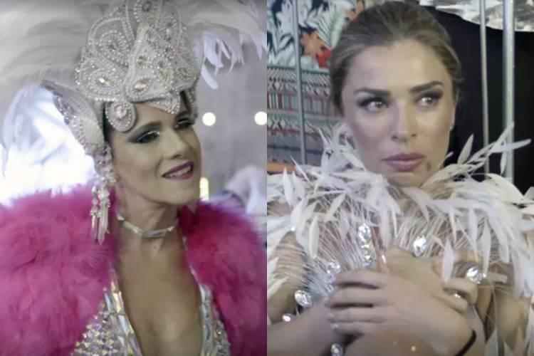 Bom Sucesso: Silvana humilha Paloma durante desfile de Carnaval