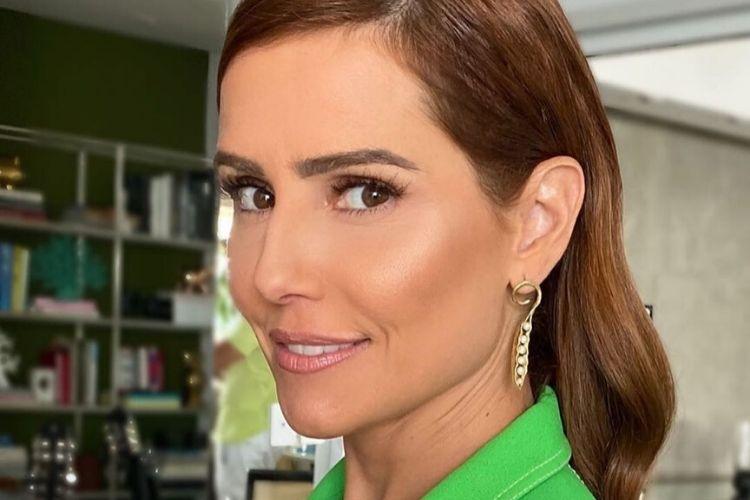 De visual novo em 'Salve-se Quem Puder', Deborah Secco revela que prefere cabelos mais curtos