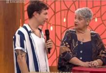 Di Ferrero foto divulgação TV Globo