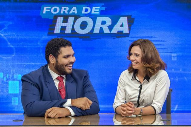 Fora de Hora (Globo/Estevam Avellar)