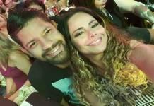Guilherme Militão e Viviane Araujo reprodução Instagram
