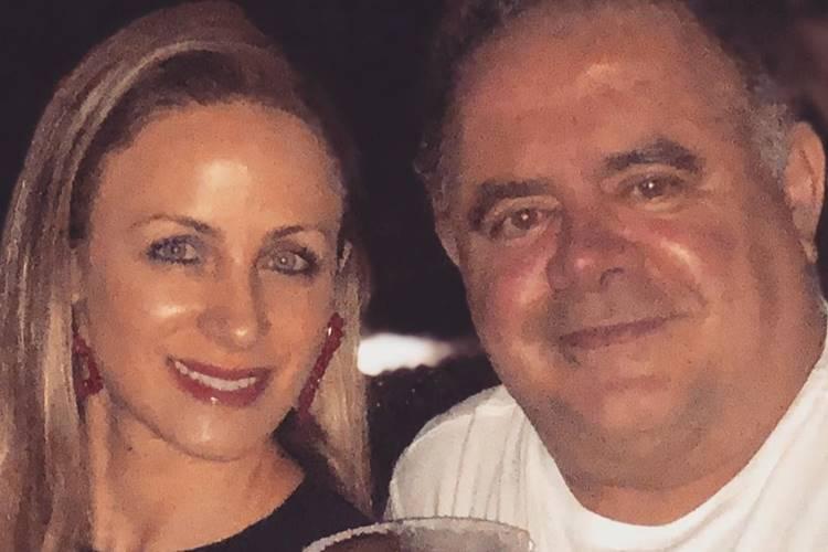Leo Jaime se declara ao celebrar 14 anos com a esposa