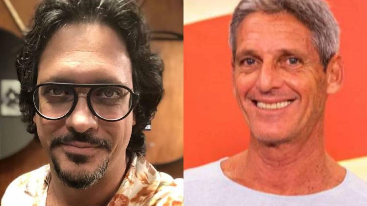 Lucio Mauro Filho Lamenta Morte De Flavio Goldemberg Area Vip