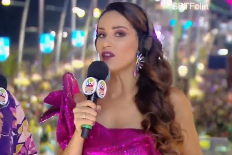 SBT fatura bolada em dinheiro com patrocínio milionário na transmissão do Carnaval 2020