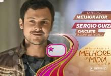 Prêmio Área VIP 2019 - Melhor Ator - Sergio Guizé