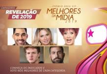 Prêmio Área VIP - Categoria Revelação do Ano de 2019