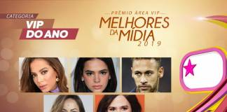 Prêmio Área VIP - Categoria VIP do Ano de 2019