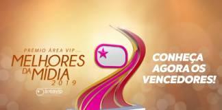 Prêmio Área VIP - Melhores da Mídia 2019