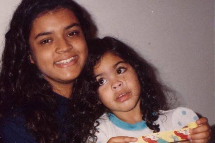 """Preta Gil celebra aniversário da irmã, Bela: """"Minha eterna boneca"""""""