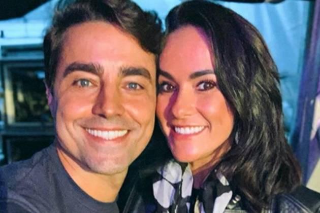 Ricardo Pereira e Francisca Pereira reprodução Instagram