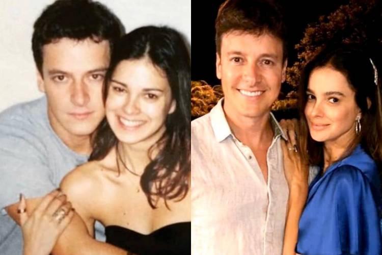 Rodrigo Faro celebra 23 anos com Vera Viel e se declara