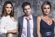Salve se Quem Puder - Elenco (João Miguel Júnior/TV Globo)