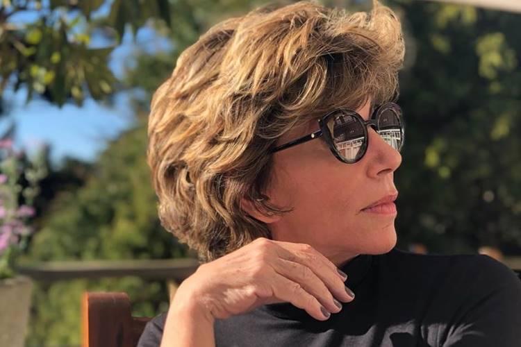Silvia Poppovic lamenta morte de famoso maquiador
