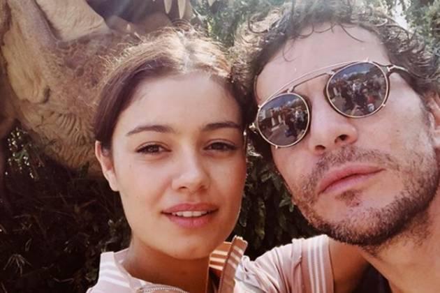 Sophie Charlote e Daniel Oliveira reprodução Instagram