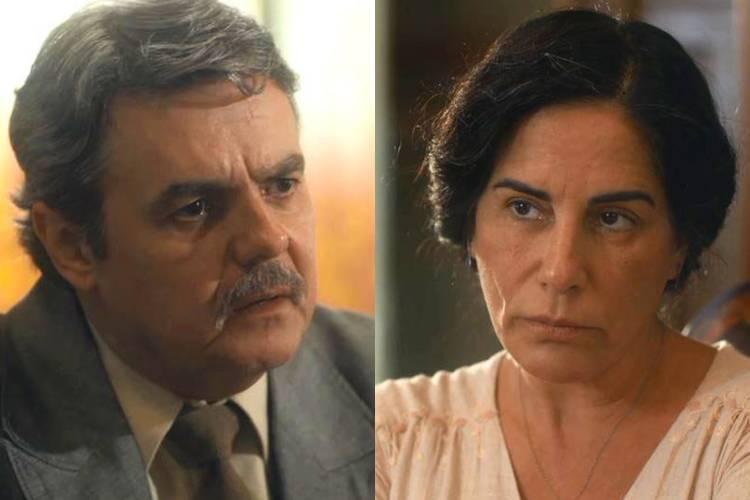 Éramos Seis: Após armação, Lola termina namoro com Afonso