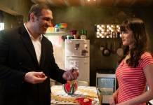 Amor Sem Igual - Duplex pede Furacão em noivado (Vinícius Muhammad/ Record TV)
