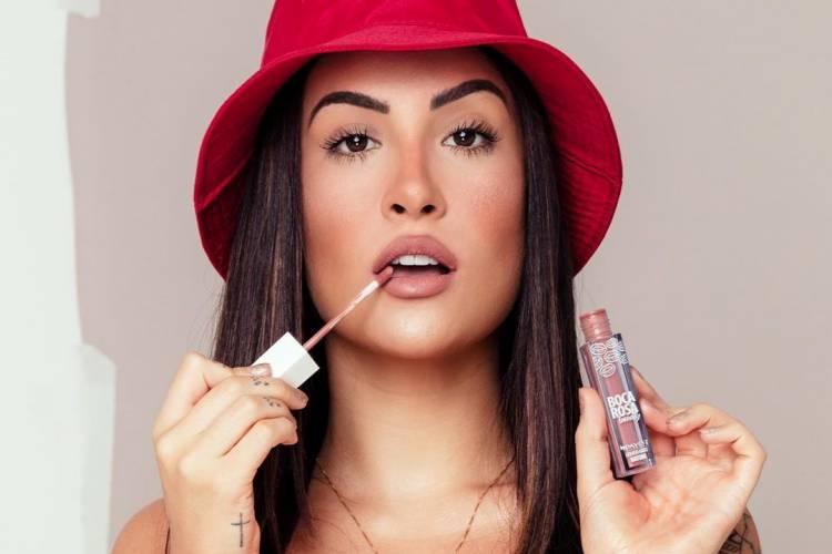 Bianca Andrade revela que venda de seus produtos de beleza cresceram