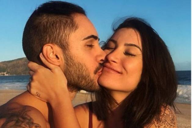 Diogo Melim e Bianca Andrade reprodução Instagram