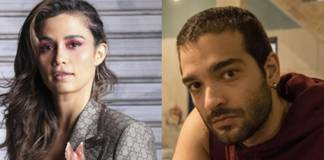 Nanda Costa e Humberto Carrão