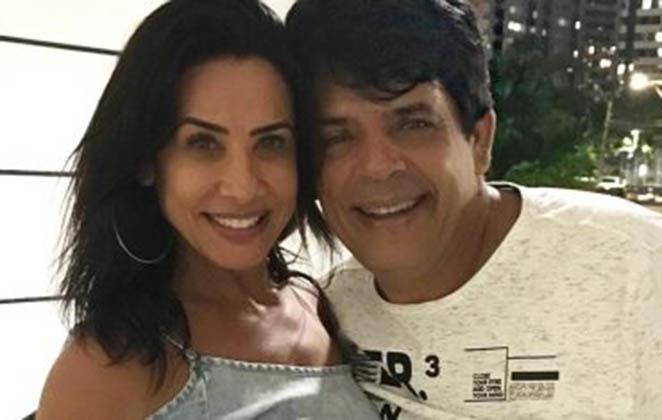 Sheila e Wagner Carvalho - Reprodução: Instagram