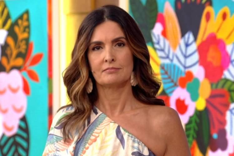 Fátima Bernardes revela que está com câncer e passará por cirurgia
