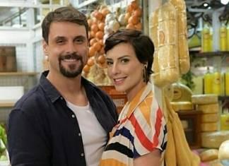 Camila Rodrigues e Felipe Cunha