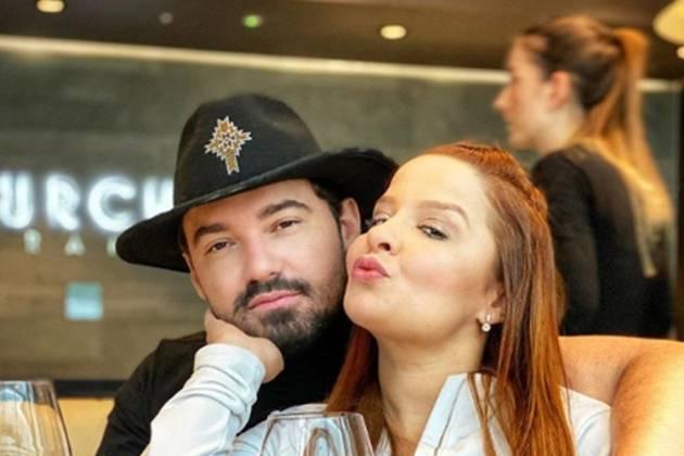 Fernando Zor e Maiara reprodução Instagram