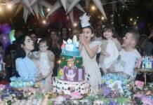 Ferrugem e família foto Fotos WEBERT BELICIO- AGNEWS