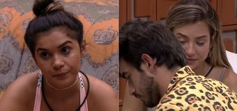 Gizelly, Guilherme e Gabi são participantes do BBB20 - Reprodução: Instagram
