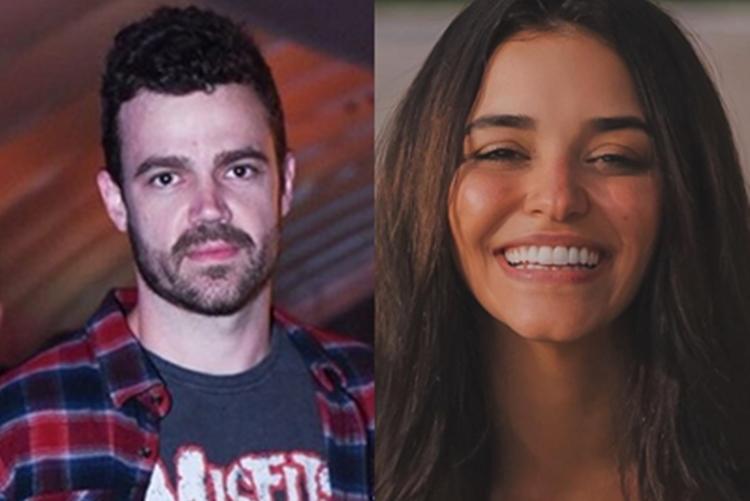 Filho caçula de Regina Duarte, João Gomez está namorando a atriz Talita Younan
