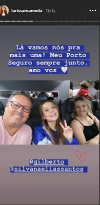 Larissa Manoela reprodução Instagram
