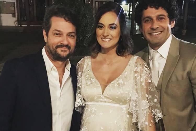 """João Baldasserini homenageia Marcelo Serrado: """"Amizade sincera"""""""