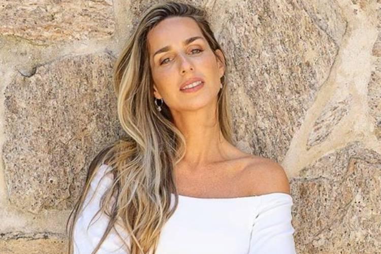 Mariana Weickert revela sexo do seu segundo bebê