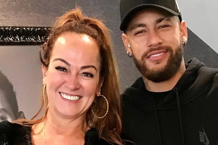 Mãe de Neymar toma medida no sigilo em meio a crise no namoro com Tiago Ramos