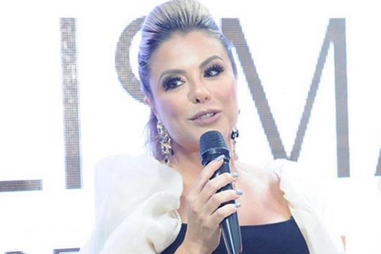 Poliana, esposa do sertanejo Leonardo, fala sobre dificuldade em cuidar da aparência durante isolamento