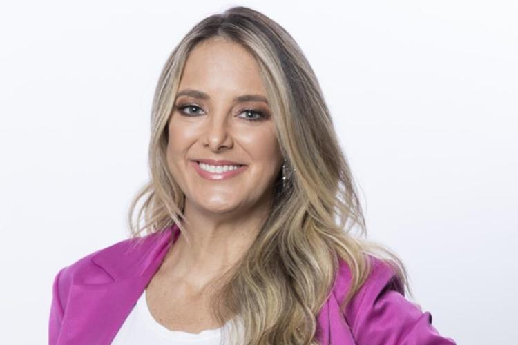 Ticiane Pinheiro agradece surpresa de Maju Coutinho no SPTV