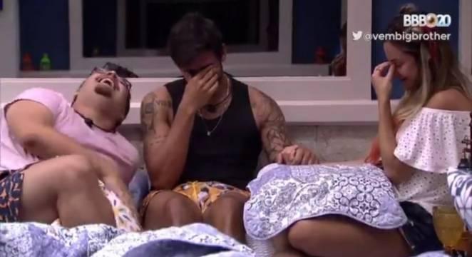Victor, Guilherme e Gabi Martins - Reprodução: PPV