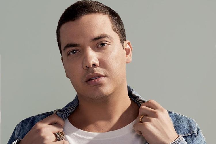 Wesley Safadão radicaliza  e aparece platinado, confira o novo look do cantor