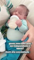 Filho de Marília Mendonça / Instagram