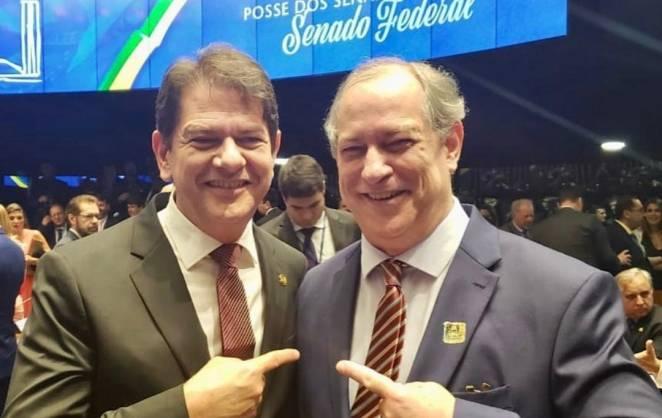 Cid Gomes e Ciro Gomes / Reprodução: Instagram