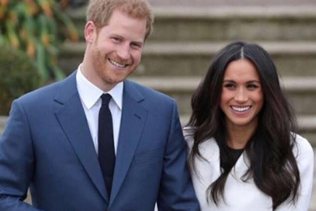 Principe Harry e Meghen Markle – Reprodução/Instagram