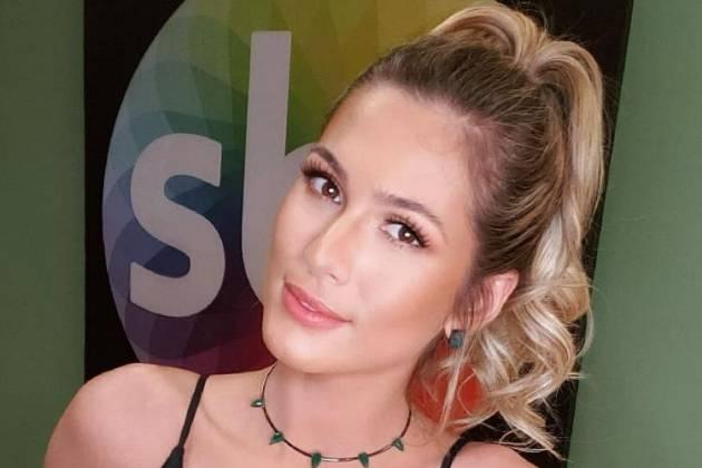 A apresentadora Lívia Andrade, que está afastada do SBT - Reprodução: Instagram