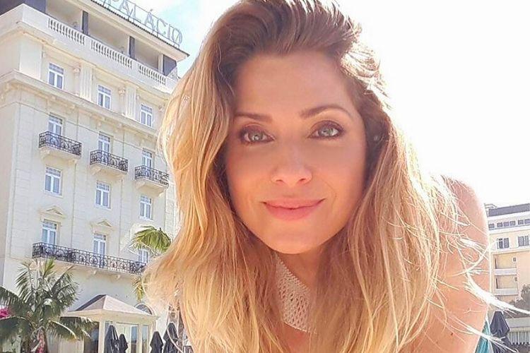 A atriz Letícia Spiller - Reprodução: Instagram