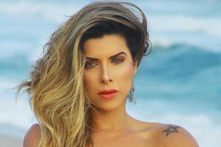 Ana Paula Minerato é submetida a cirurgia no nariz