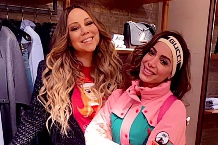 Anitta se declara para Mariah Carey
