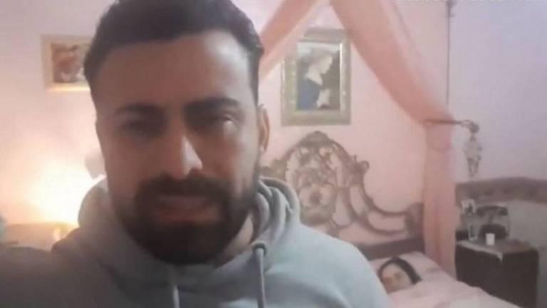 Ator italiano fica em quarentena isolado com corpo da irmã, morta pelo vírus