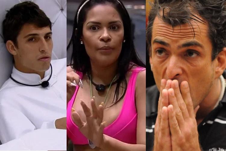 BBB20: Flayslane faz comparação polêmica entre Felipe Prior e Marcelo Dourado, do 'BBB10'