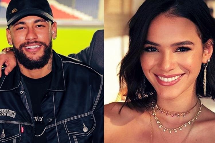 """Neymar afirma: """"Meu carinho por Bruna jamais irá mudar por causa de BBB"""""""