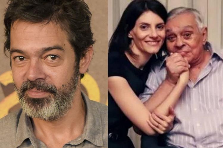 Bruno Mazzeo trava briga e impede viúva de Chico Anysio a receber herança milionária